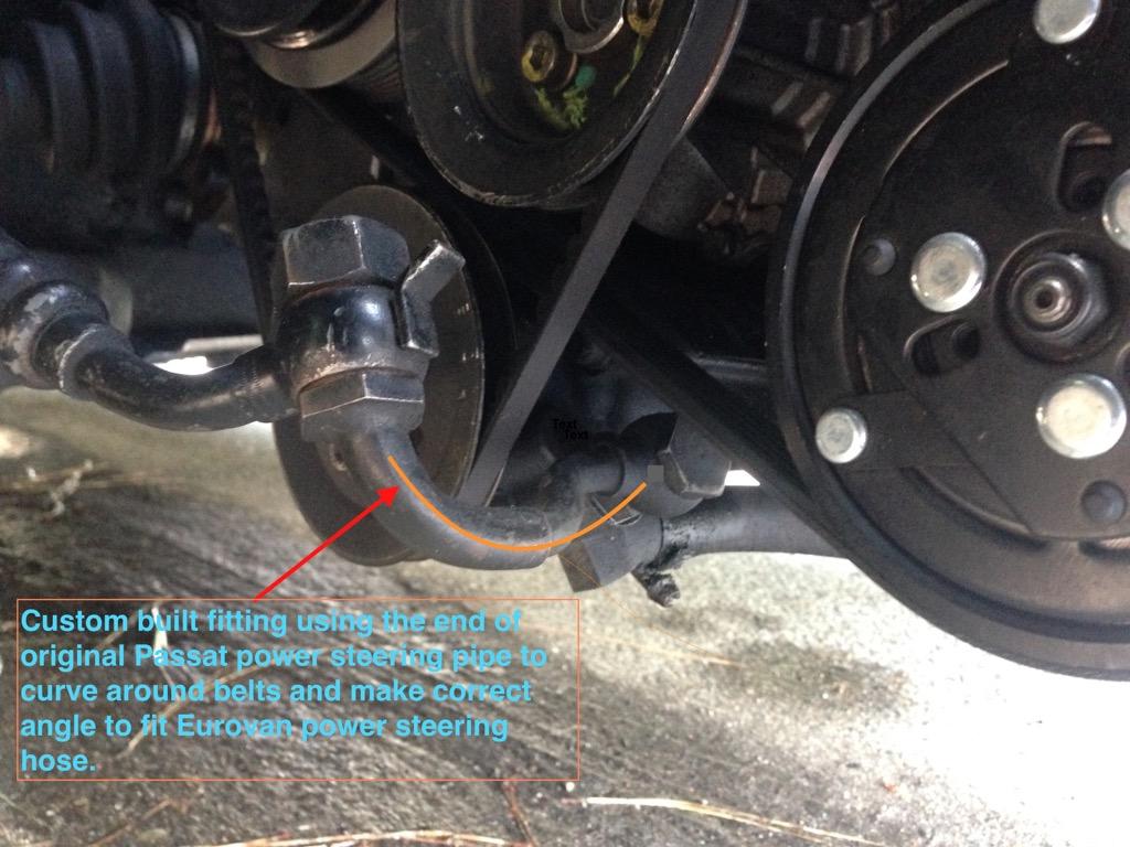16 EV gas to TDI Mods | Ken's Site Vw Ahu Ecu Wiring Diagram on